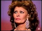 Sophia Loren receiving an Honorary Oscar - YouTube
