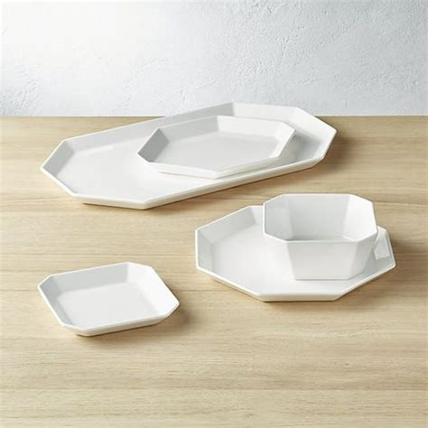 dinnerware registry geometric cb2 intermix