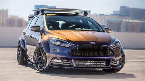 ford st 2018 tuning papeis de parede ford tuning blood type racing focus st na frente carros baixar imagens