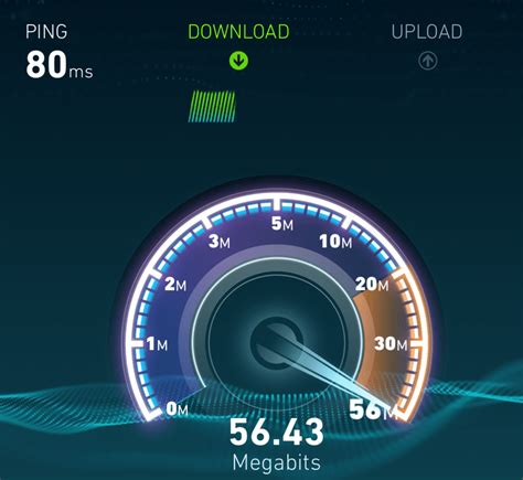 test  internet speed   ipad