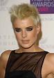 Agyness Deyn | Super short punky haircut that brings ...