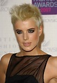 Agyness Deyn | Super short punky haircut that brings ...