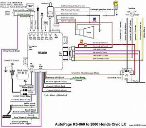 Chapman Vehicle Security System Wiring Diagram