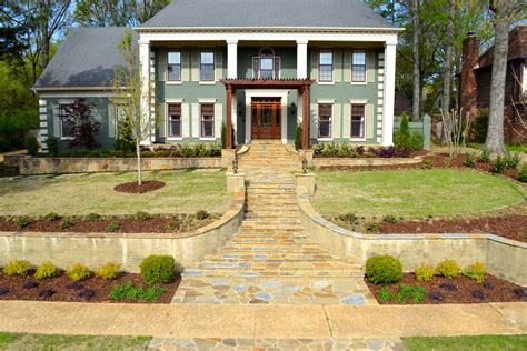 Creating Curb Appeal With A Custom Landscape Design