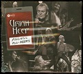Uriah Heep Live In Moscow Access All Areas CD + DVD new   eBay