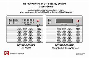 Detection Systems Ds7400xi User S Guide