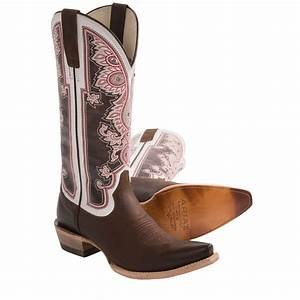 ariat alameda cowboy boots leather x toe for women With ariat womens cowboy boots sale
