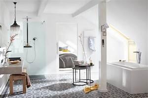 Atelier Einrichten Tipps : dachschr ge ber badewanne ~ Markanthonyermac.com Haus und Dekorationen