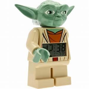 Star Wars Wanduhr : wanduhr lego star wars yoda uhr wecker uhren 9003080 ~ Frokenaadalensverden.com Haus und Dekorationen