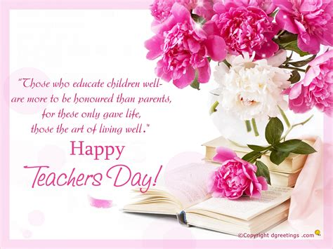 Bridal Shower Greeting Messages by Teachers Day Inspirational Quotes Messages Images