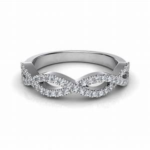 Infinity Design Diamond Wedding Band Natalie Diamonds