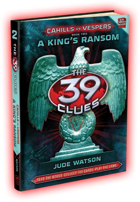 The 39 Clues  A King's Ransom