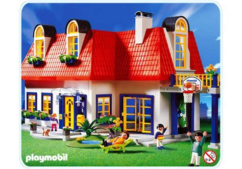 la maison des playmobil maison contemporaine 3965 a playmobil 174