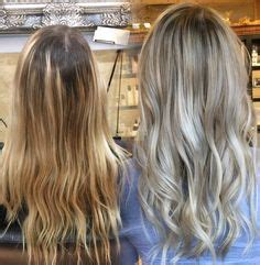 color conversion  steps   perfect blonde hair