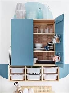 Hängeschrank Ikea Küche : wohnen einfache einrichtungsideen die viel her machen ~ Markanthonyermac.com Haus und Dekorationen
