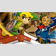 Análisis De The Legend Of Zelda Phantom Hourglass Para Ds 3djuegos