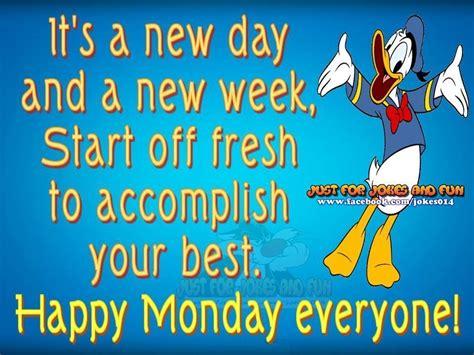 day  week start  fresh quotes monday