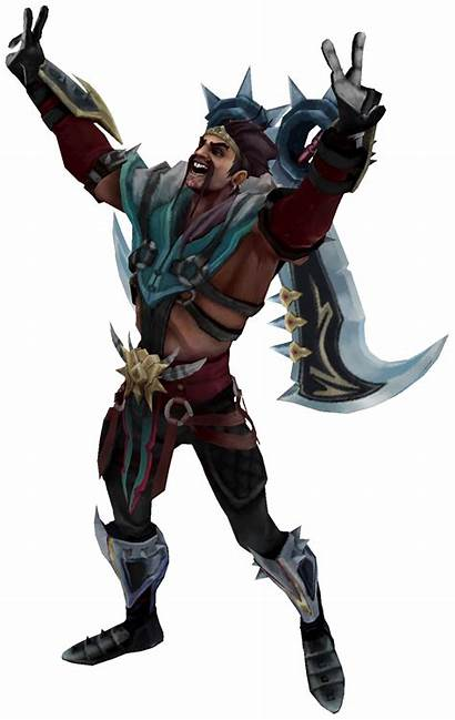 Draven League Render Legends Lol Wiki Rift