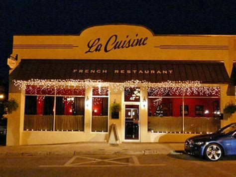 La Cuisine French Restaurant In Ocala, Florida
