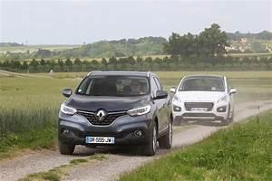 Renault Occasion Kadjar : le renault kadjar leader des suv compacts en france l 39 argus ~ Medecine-chirurgie-esthetiques.com Avis de Voitures