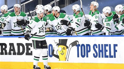 Early Klingberg Goal Enough in Stars' Game 1 Win Over ...