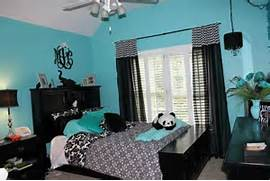 Teenage Girl Room Ideas Blue by Blue Black And Wight Panda Room Kimi Pinterest Blue Bedrooms Tiffany B