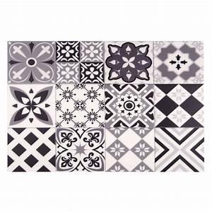 Set De Table Carreaux Ciment : set de table en vinyle motifs carreaux de ciment 30x45 nova maisons du monde ~ Melissatoandfro.com Idées de Décoration