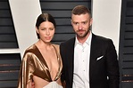 Justin Timberlake and Jessica Biel looked so in love at ...