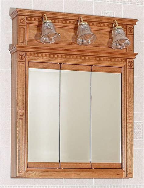 Oak Bathroom Light Fixtures by Bathroom 36 Vanity Lh Drawers Medicine Cabinet Mirror