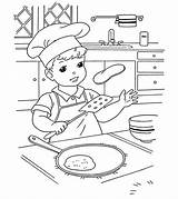 Pancake Coloring Pages Drawing Snacks Ones Wonderful Momjunction sketch template