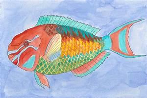 Tropical Fish Paintings