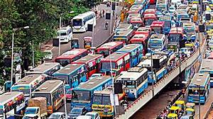 Two metal flyovers to ease traffic congestion in Bengaluru