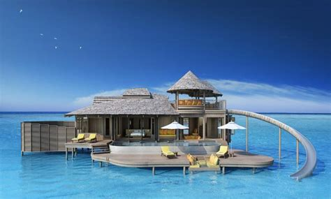 Soneva Jani Residences  Maldives  Overwater Bungalows