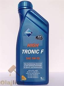 Wss M2c913 C : aral high tronic f 5w30 1l 5w30 viszkozit s ~ Jslefanu.com Haus und Dekorationen