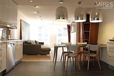 parquet salon carrelage cuisine cuisine carrelage salon parquet