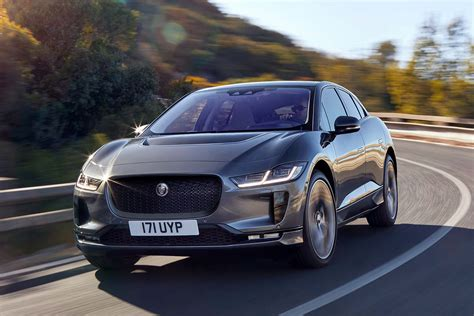 2019 Jaguar I Pace by New All Electric Jaguar I Pace Revealed It S Yours From 163