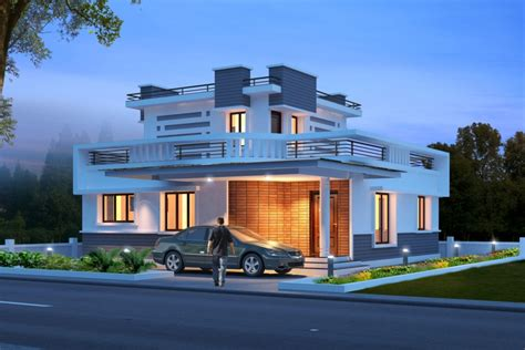 Design House Model by Designs Of Model House Leelavathi Enclave