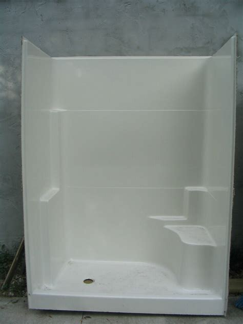 Where To Buy Shower Stalls by One Seat Walk In Shower Stall Will Ship At Your Cost Ebay