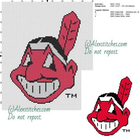 cleveland indians colors cleveland indians free logo major league baseball mlb
