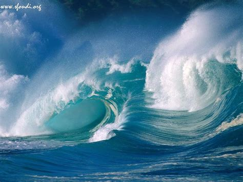 Accendi l'acqua L'energia delle onde