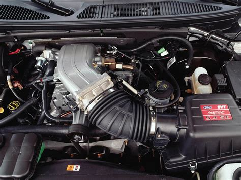 2004 Ford F150 Engines by 2004 Ford Svt F 150 Lightning Engine 1280x960 Wallpaper