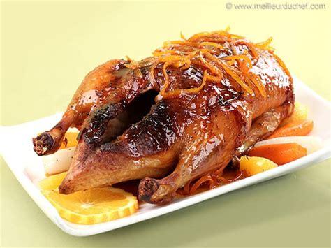 recettes cuisines faciles canard à l 39 orange recette de cuisine illustrée