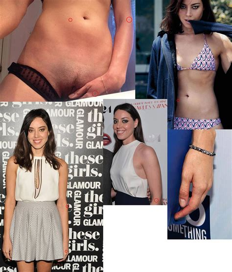 Aubrey Plaza Leaked Private Nudes — Plus Pussy And Nipple