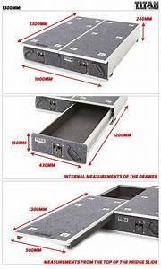 Titan Drawer System - 1300mm