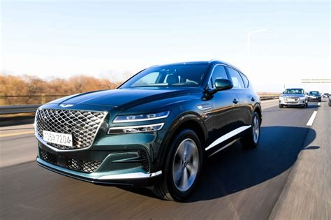 Maybe you would like to learn more about one of these? The 2021 Genesis GV80 Has Bentley-Like Styling at a ...