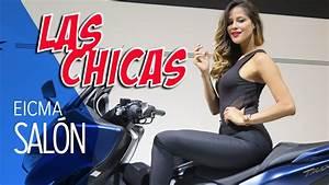 Salon Moto Milan 2017 : las chicas del sal n eicma mil n 2016 youtube ~ Medecine-chirurgie-esthetiques.com Avis de Voitures