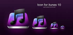 Icon for itunes 10 by icondoctor on DeviantArt