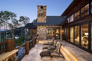 16, Fantastic, Rustic, Terrace, Designs, With, Views, To, Go, Along