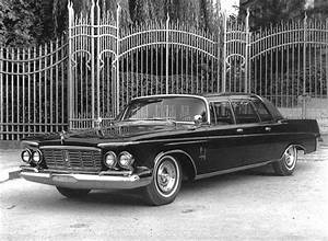 61 pushbutton 1961 Chrysler Imperial Specs, Photos