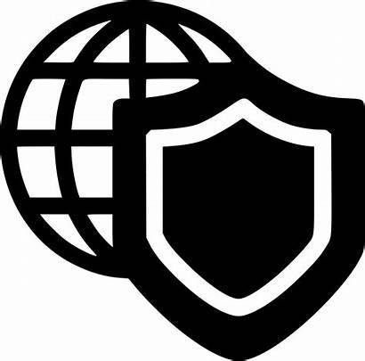 Security Icon Global Svg Onlinewebfonts Visalia Computer